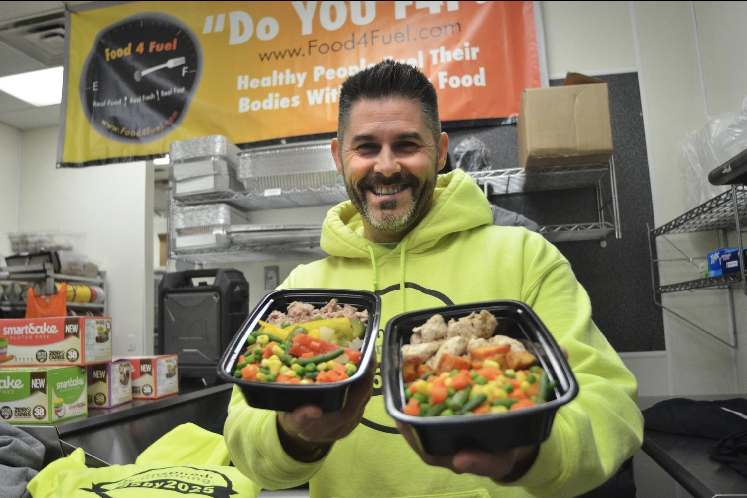 815: Rockford-area food prep experts come to the rescue.