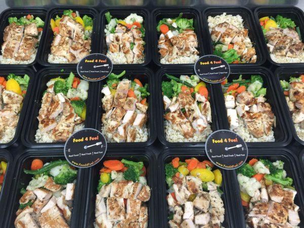 variety meal pack - food 4 fuel