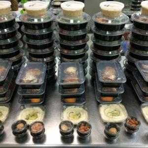 Weekday Warrior Package - Food 4 Fuel