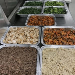 Meal Prep Bulk Food Trays - Food 4 Fuel Loves Park IL
