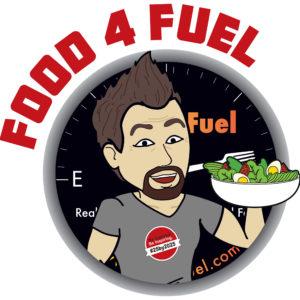 Food 4 Fuel Logo - Gluten Free Premade Meals