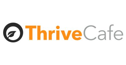 thrive cafe logo