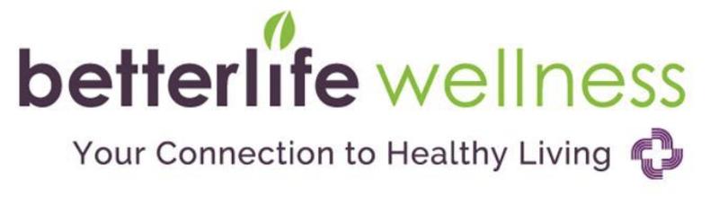 betterlife wellness logo