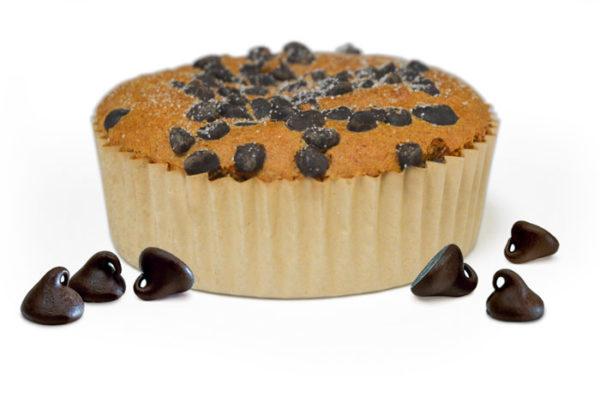 Smartmuf'n - chocolate chip muffin