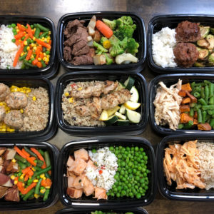Healthy Premade Meals Variety Pack