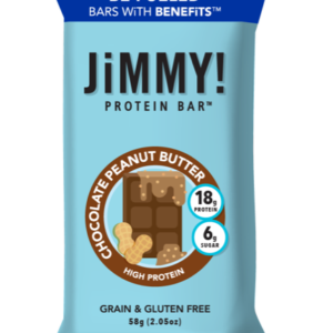 Jimmy Gluten-Free Protein Bars - Chocolate Peanut Butter