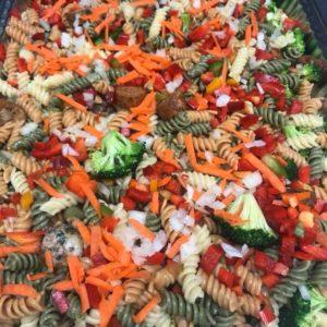 Chicken Pasta Salad - Gluten Free Premade Meals